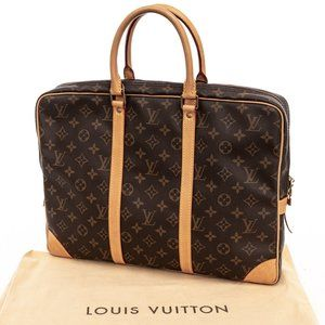 LOUIS VUITTON Soft Briefcase Macbook Pro 15
